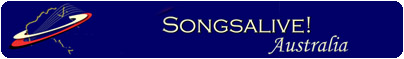 Visit Songsalive! Australia - Advancing Australian Songwriters
